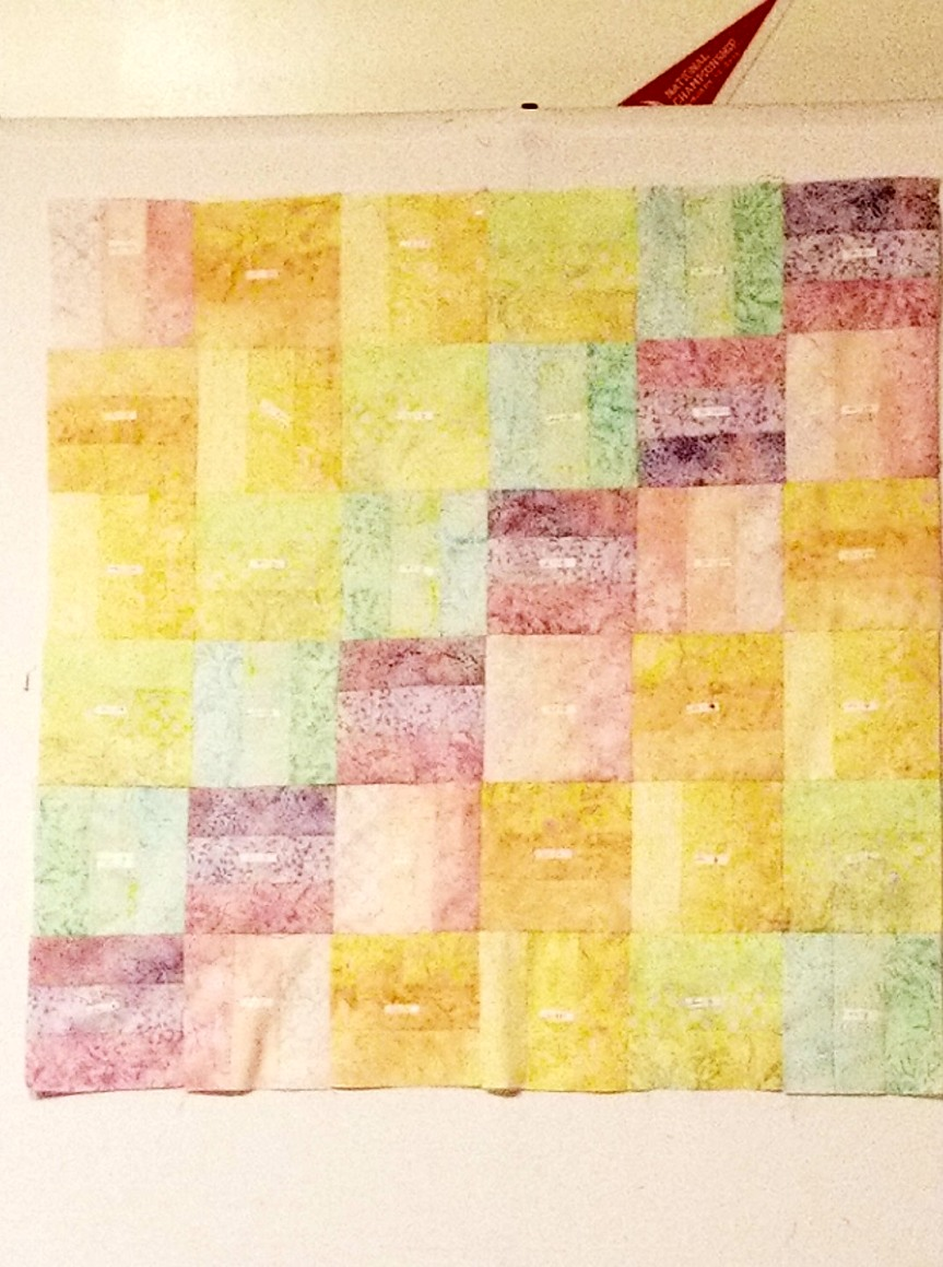 Interesting Surprise Quilt…