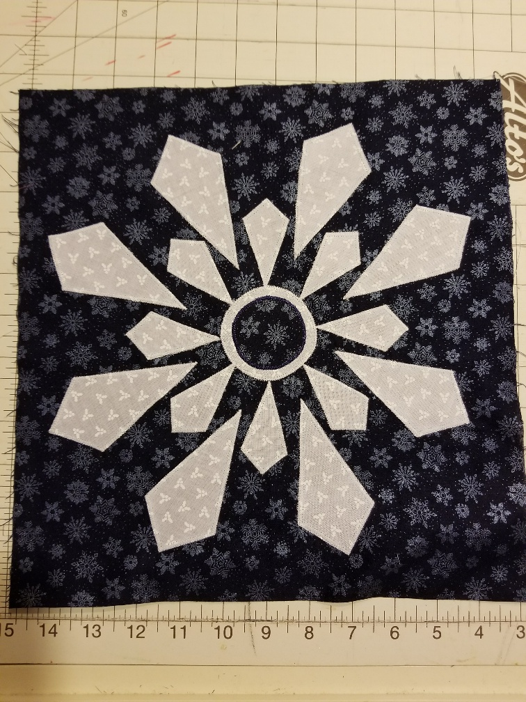 I wish you a Merry Quilt Along and One Monthly Goal forAugust