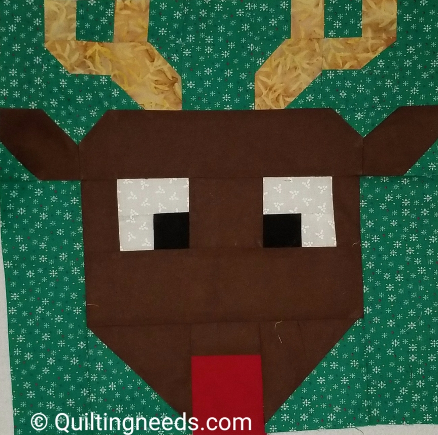 Rudolph the Red Nosed Reindeer…