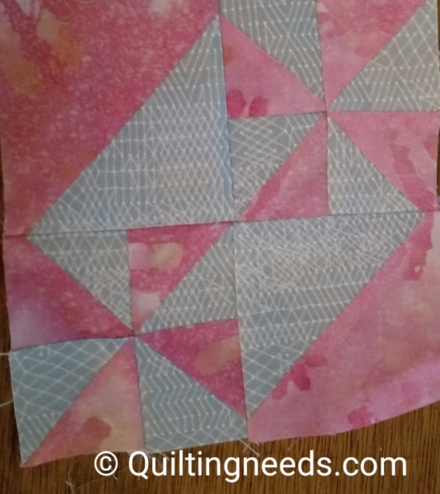 My Hand Quilt along Progress and The Mystery QuiltAlong