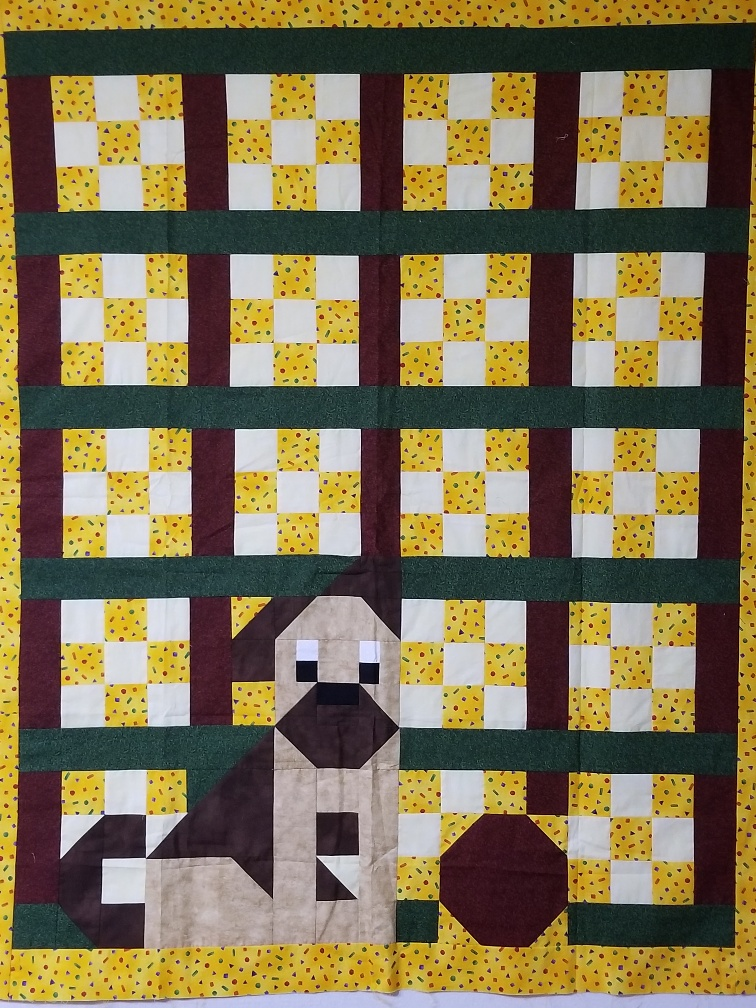 Brought a tear to my eye—Happy Pi Day! – Hand Quilt Along and RulerWork