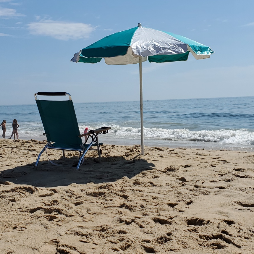 My spot at the Beach!
