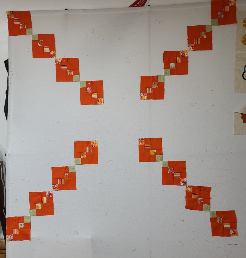 A Mystery quilt