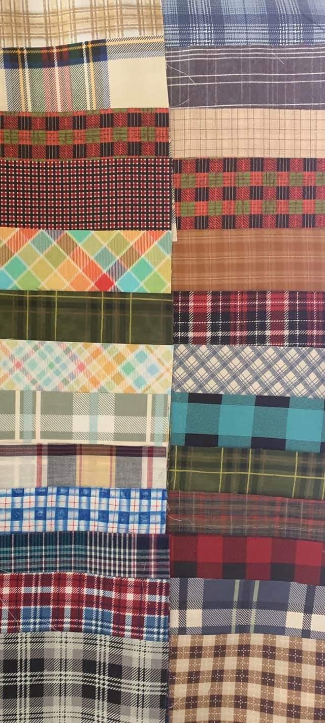 A Quilt Challenge and a very sad sadloss