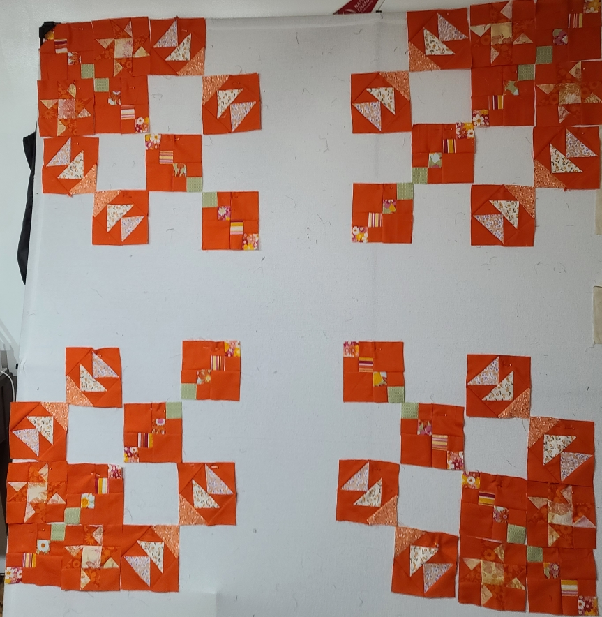 Mystery Quilt #3 – Getting Better
